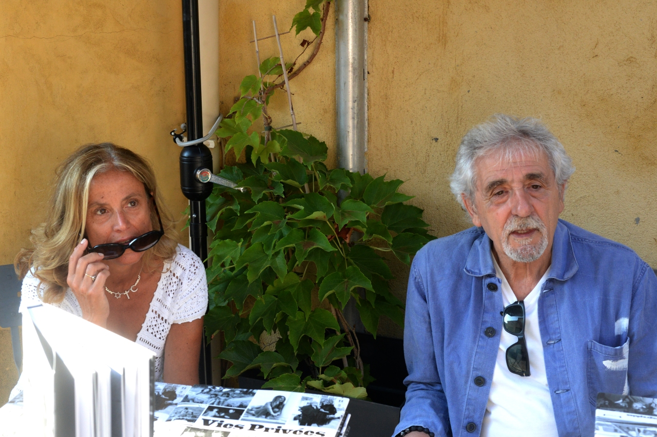 Archives interview GlobalTV St-Tropez