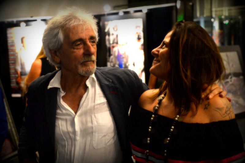 Daniel et Charlotte Angeli: l'art, une histoire defamille