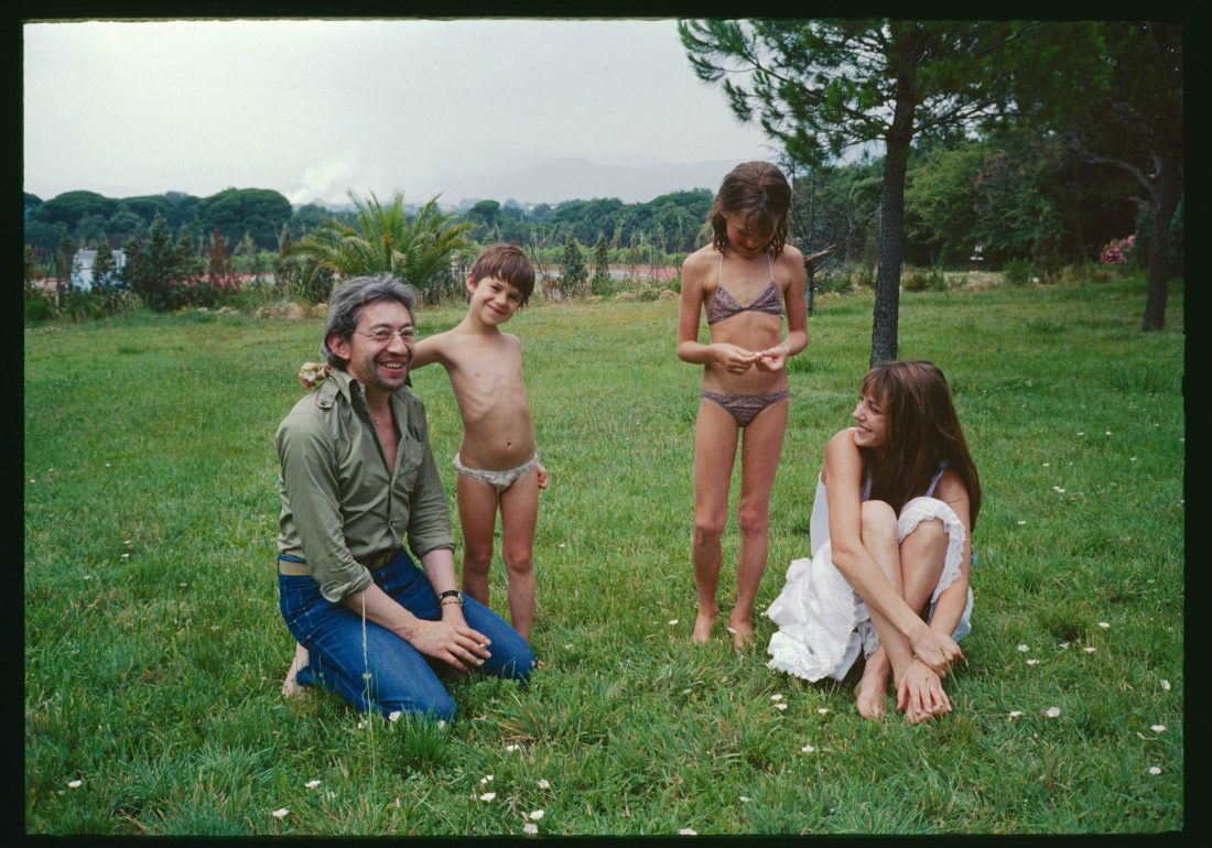 Gainsbourg Family 1977-2
