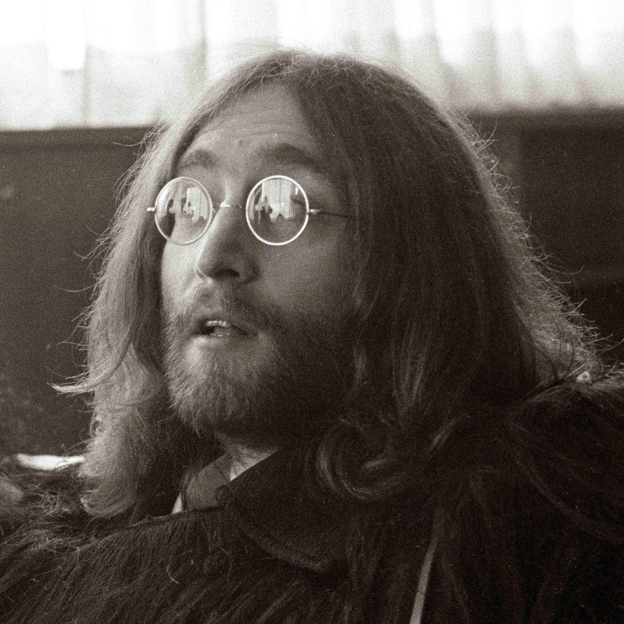 PORTRAIT LENNON 1971