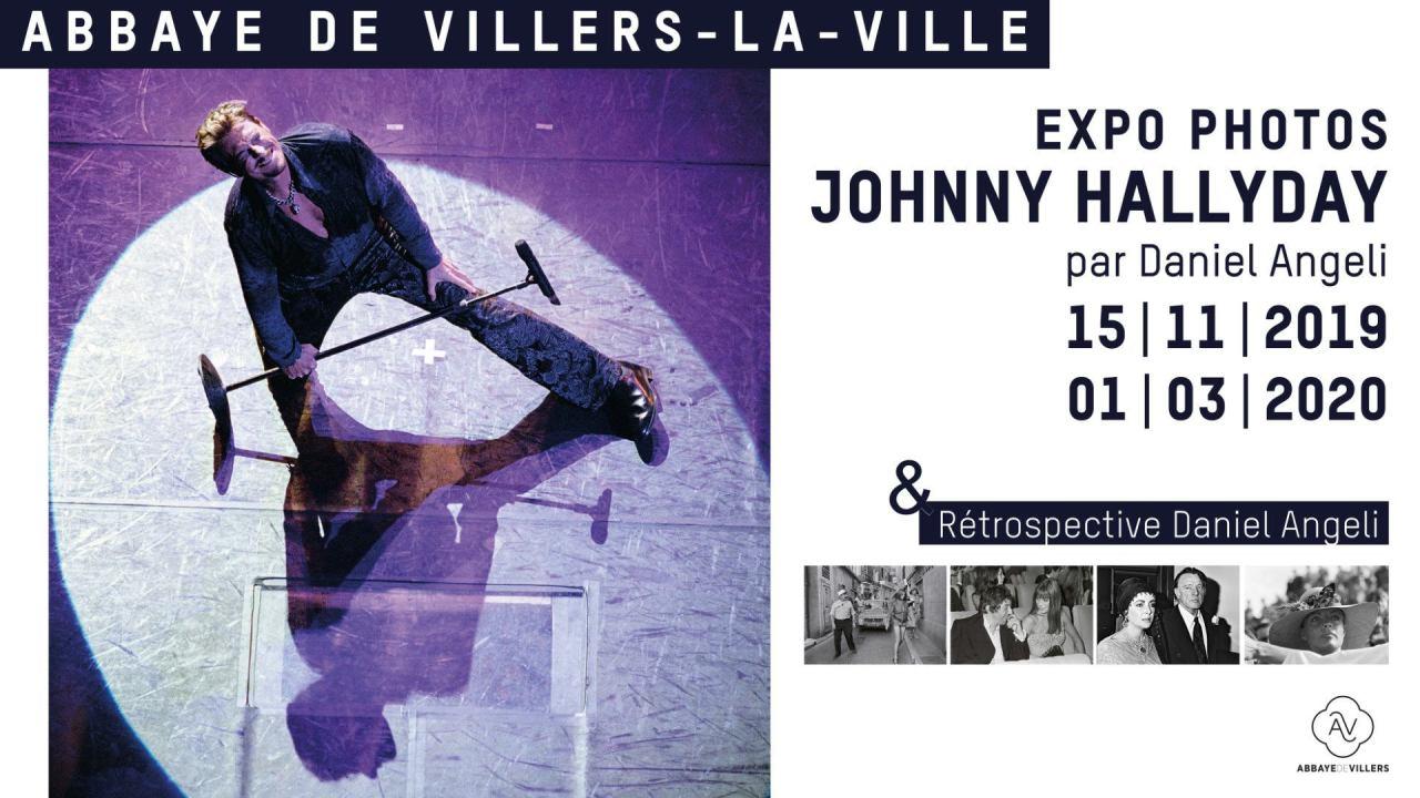 EXPOSITION ABBAYE DE VILLERS-LA-VILLE
