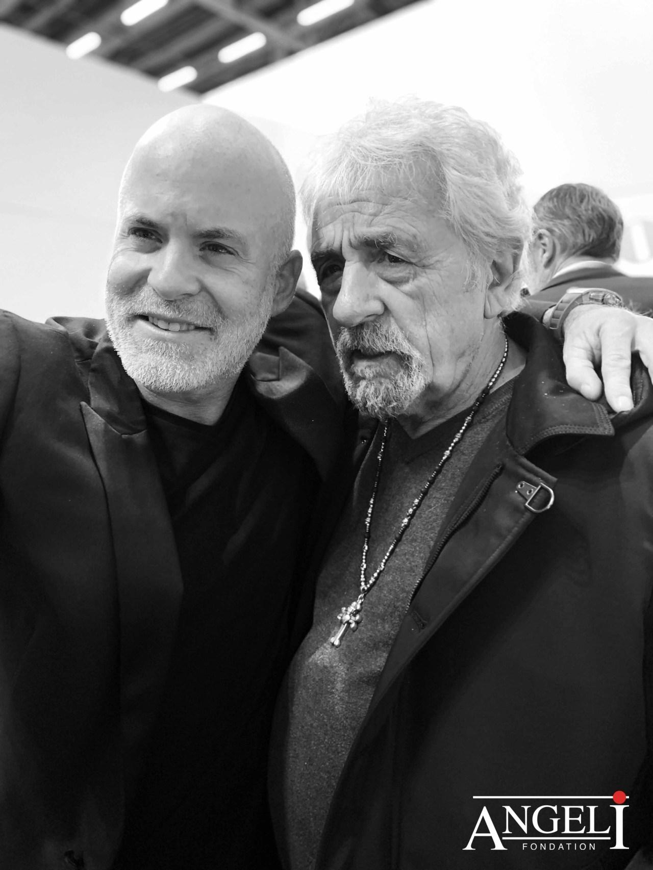 Renaud Corlouër et Daniel Angeli Deux Photographes le «Coeur sur la main»..